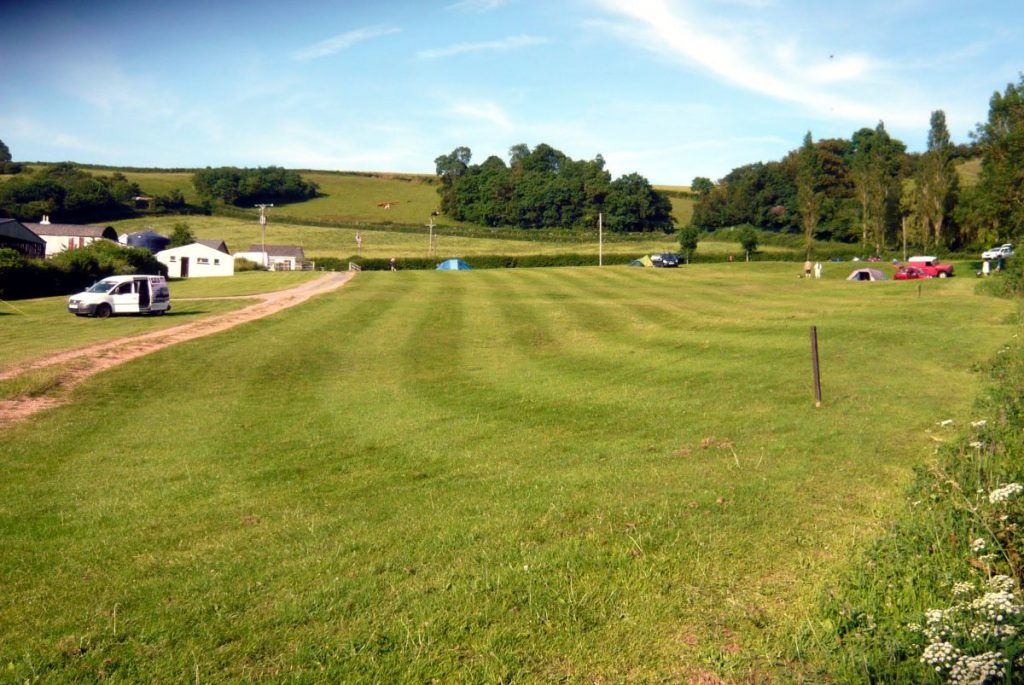 Treacle Valley | Camping | Campsite near Torquay, Torbay, Devon